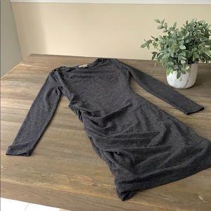 Fall cotton dress